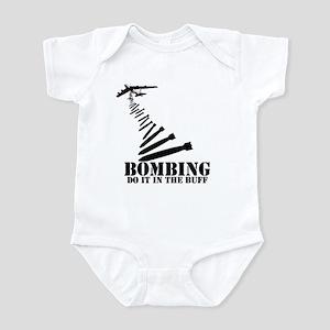 B-52 Bomber Buff themed Infant Bodysuit