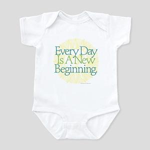 New Beginnings Infant Bodysuit