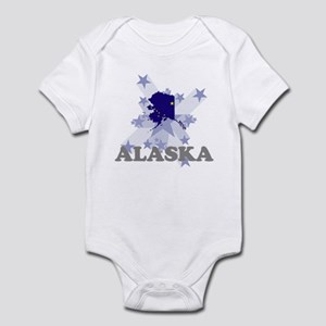 All Star Alaska Infant Bodysuit
