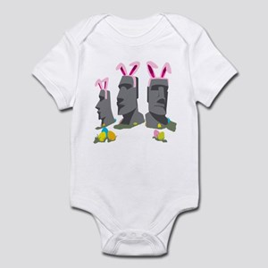 Easter Island Infant Bodysuit