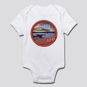 McGrath Alaska Vintage Label Infant Bodysuit