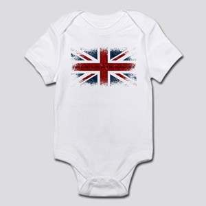 British Accented Infant Bodysuit
