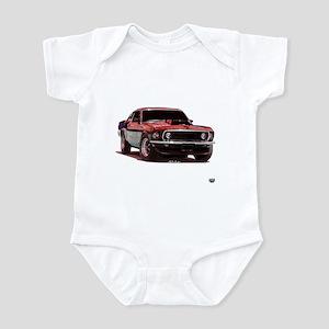 Mustang 1969 Infant Bodysuit