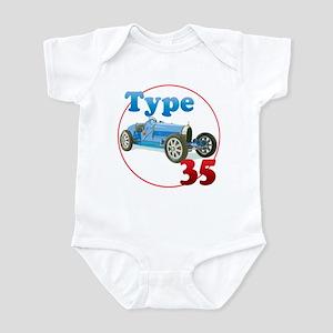 The Type 35 Infant Bodysuit