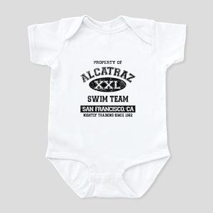 Alcatraz Infant Bodysuit