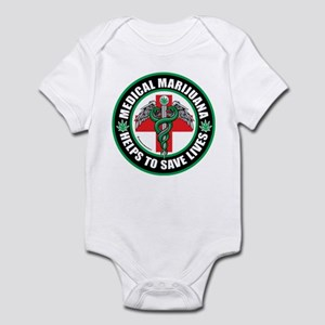 Medical Marijuana Helps Infant Bodysuit