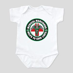 Medical Marijuana Helps Infant Bodysuit