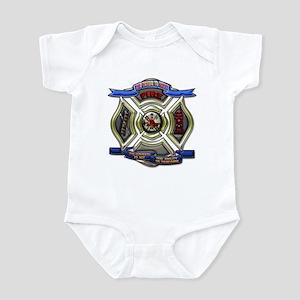 Fire Desire, Courage, Ability Infant Bodysuit