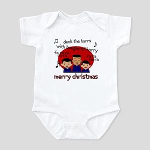 Fa Ra Ra Ra Ra Infant Bodysuit