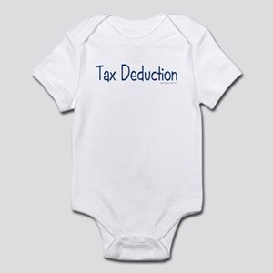 """""""Tax Deduction"""" Baby / Infant creeper"""