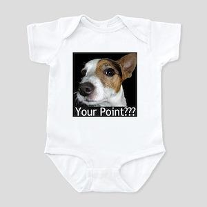 JRT Your Point? Infant Bodysuit