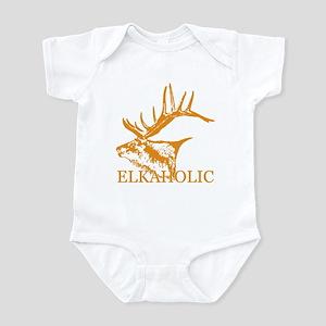 Elkaholic o Infant Bodysuit
