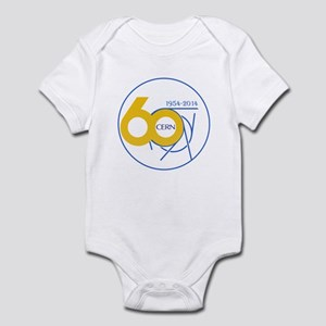 CERN Turns 60!! Infant Bodysuit