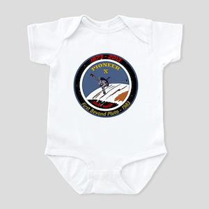 Pioneer X @ 40! Infant Bodysuit