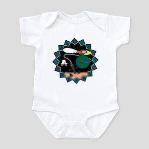MUOS-3 Infant Bodysuit