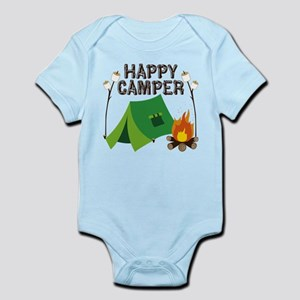 Happy Camper Body Suit