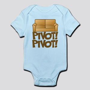 Pivot! Pivot! [Friends] Infant Bodysuit