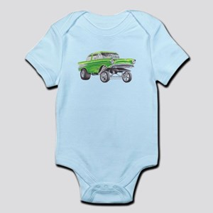 57 Green Gasser  Body Suit