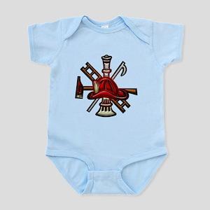 Firefighter/Rescue Tools Infant Bodysuit
