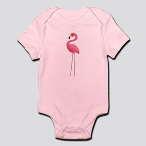 Pink Flamingo Body Suit