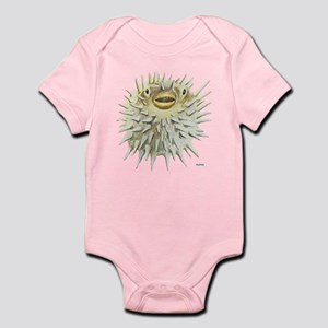 Puffer Fish Infant Bodysuit