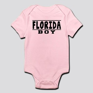 Florida Boy Designs Infant Bodysuit