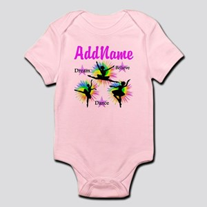 DANCER DREAMS Infant Bodysuit