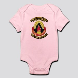38th Support Group Infant Bodysuit