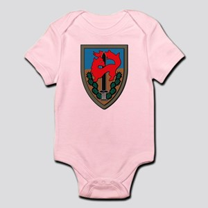 Israel - Givati Brigade - No Text Infant Bodysuit