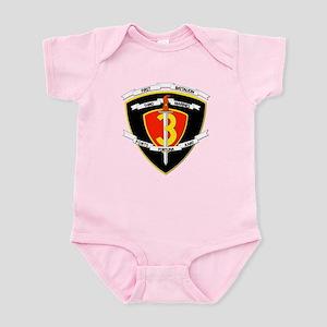 SSI - 1st Battalion - 3rd Marines Infant Bodysuit