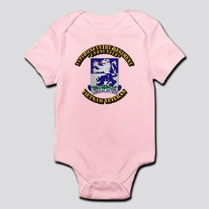 Army - 119th Infantry Regiment Infant Bodysuit