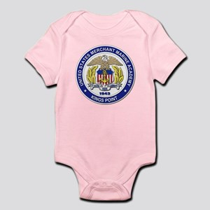 Merchant Marine Academy Infant Bodysuit