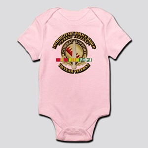 16th Military Police Group w SVC Ribbon Infant Bod