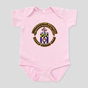 COA - 175th Infantry Regiment Infant Bodysuit