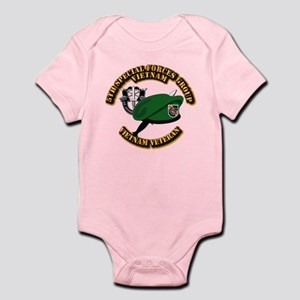 SOF - 5th SFG Dagger - DUI Infant Bodysuit