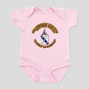 COA - 8th Infantry Regiment Infant Bodysuit