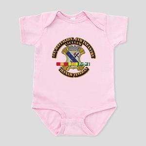 1st Battalion, 6th Infantry Infant Bodysuit