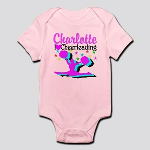 CHEER 4EVER Infant Bodysuit