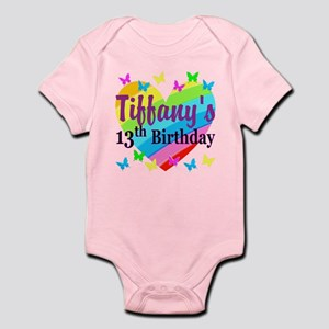 PERSONALIZED 13TH Infant Bodysuit