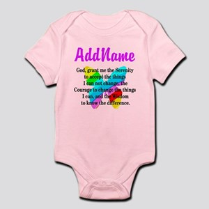 SERENITY PRAYER Infant Bodysuit
