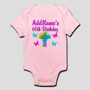 REJOICING 60TH Infant Bodysuit