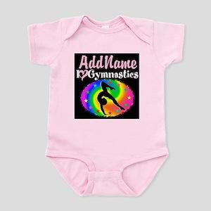 TOP NOTCH GYMNAST Infant Bodysuit