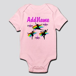 DANCER DREAMS Infant Bodysuit