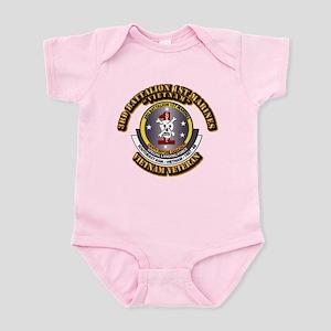 SSI - 3rd Battalion - 1st Marines USMC VN Infant B