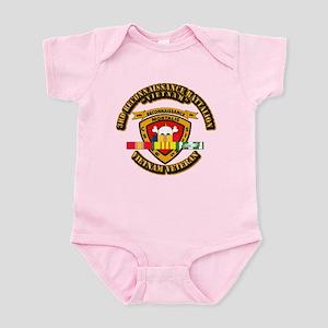 SSI - 3rd Reconnaissance Bn w VNSVC Ribbon Infant