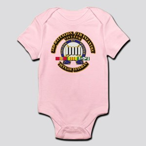 3rd Battalion, 7th Infantry Infant Bodysuit