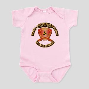 USMC - HQ Bn - 3rd Marine Division VN Infant Bodys