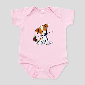 Pocket Rose JRT Infant Bodysuit