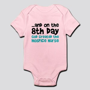 Hospice Nurse Creation Infant Bodysuit