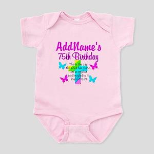 75TH CHRISTIAN Infant Bodysuit